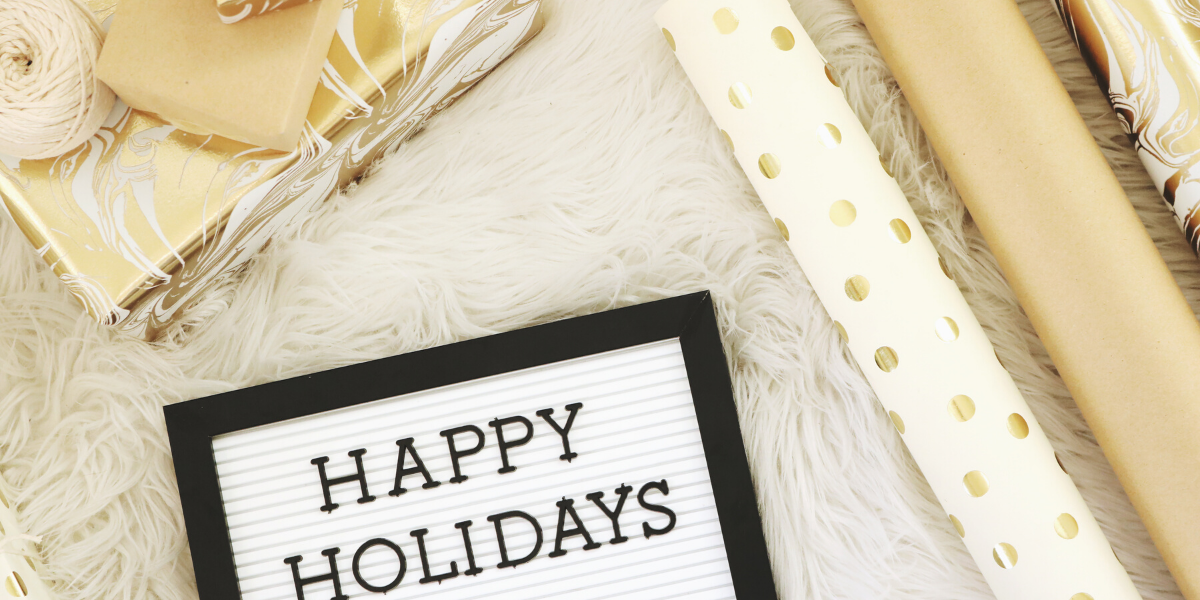 Three ways to make your holiday sale known to all
