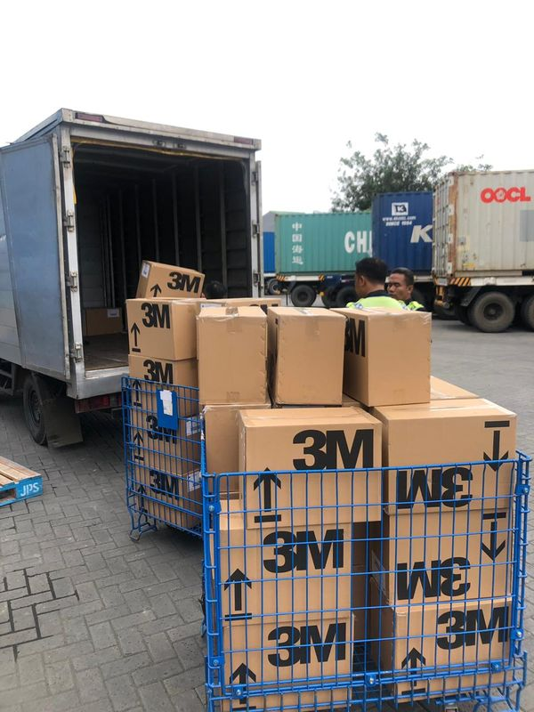 Aersure uses logistics expertise to aid Southeast Asia relief efforts
